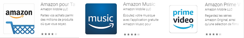 applications mobile amazon
